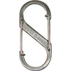 Nite Ize S-Biner Steel #1 Stainless